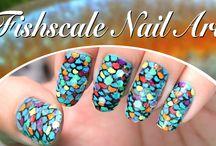 Colors Nail Art Designs