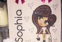 ♡ Cotton Canvas Adult Bag / HunniBunni Printed Canvas Bags made of cotton are the highest quality hand finished, personalised fashion bags! Create your perfect customised bag using the HunniBunni Builder! Choose your hair style, hair colour, eye colour, outfit and skin tone and also add any name or text of your choice. Each bag is hand finished with bows and plenty of glitter and sparkle! Visit our website: www.hunnibunniboutique.co.uk