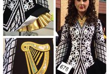 irish dance dresses / by Patricia Barrett