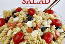 Pasta Salads / by Cheree' Michel
