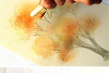 WATERCOLOUR - HOW TO PAINT