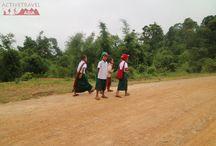 Myanmar: Kalaw trekking