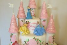 Princess themed birthday
