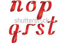Tipografia / Tipografia Ribbon
