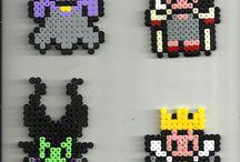 Beads/Perler/Hama Villain