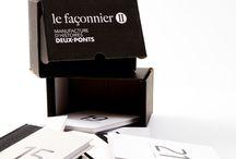 Le Façonnier II / Avec les petits carnets du façonnier, découvrez toutes les possibilités de façonnage qu'offre la Manufacture.