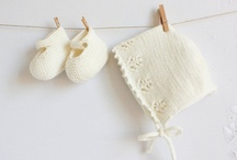 My baby knits / Baby clothes handmade with lots of love and care. Seriously, I make each one as if for my own child. I'm always thinking about the comfort of the newborn baby who is going to wear it. Using only top-quality materials and natural/organic yarns.  All the designs are simple, comfortable, easy to dress and undress, easy diaper changing and easy care (machine wash yarns). Of course, the extra charm of a well dressed baby is included!