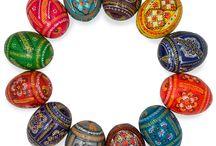 Ukrainian Wooden Easter Eggs / by BestPysanky Inc