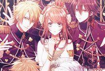Anime - Amnesia