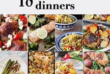 Middagar - Allt görs i ugnen