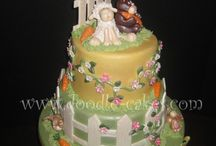 cakes / by Lisa McGovern