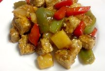 Vegan / Vegetarian foods Asian Style