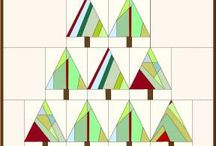 Christmas - quilt ideas