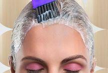 middeltjes tegen grijs haar