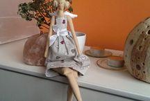 Moje Tildičky - My Tilda dolls