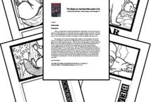 Hands On Extras to go with Progeny Press Guides!!! / Hands on projects and ideas to go with the books that Progeny Press has study guides for. / by Progeny Press