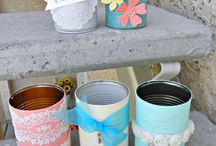 crafts + DIY / Fun ideas for cafts and projects I'd like to do.  / by A Fresh Start