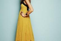Fashion ✄ Dress (Yellow)