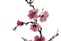Chinese New Year / Chinese paintings for the new year