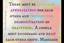 Enriching of marriage / Enriching