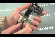 Mobile phone disassembly / by PassioneMobile