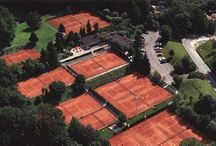 Tennis / Tennis courts and events around the world.