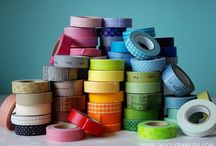 Washi Tape Projects / by Sara Leader