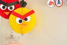 Festa Angry Birds/Angry Birds Party