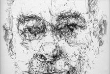 GCSE Outline - portraits