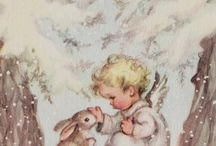 Vintage christmas pictures