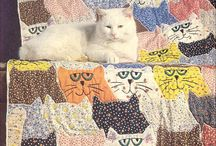 Quilts - cats!