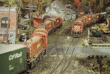 Model railroad / Lee Drake adlı kullanıcıdan