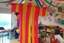 Fiestas de cumpleaños de circo