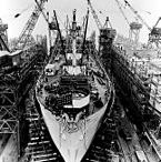Liberty Ships and Victory Ships / Liberty Ships were cargo ships built in the United States during World War II to transport war materials. After victory in 1945 they were referred to as Victory Ships.