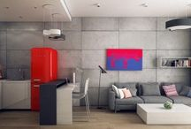 Ανακαίνιση Living Room