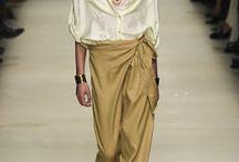 Amazing Ethnic Eco-Collection of Alberta Ferretti Spring-Summer 2016 for Milan fashion week