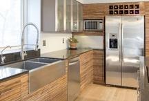 Kitchen style...