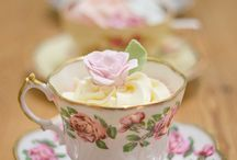 Pretty tea time ideas