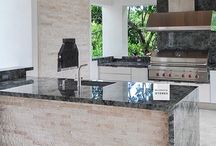 kitchen marble and granit