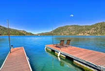 Summertime in Big Bear Lake / Summer fun in Big Bear Lake! Some of our favorite activities and properties! Call 310-800-5454 for more information!