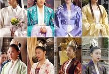Historical Drama(s) / Pictures taken from dramas and tv series with historical setting~