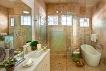 Bathroom  / Master bath ideas