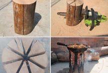 outdoors / Yard decor ideas