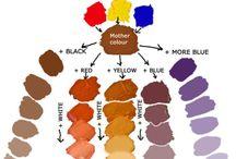 színkeverés
