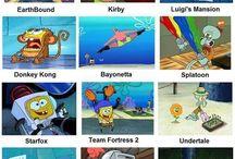 Spongebob Portrayal