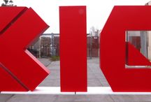 New Projects 2015 / foam props, dimensional letters, signs, logos