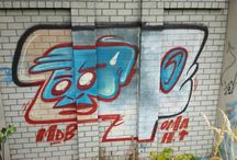 graffiti schiedam