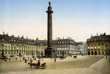 Place Vendome, Paris / Photos from a post I did on the famous Paris city square, Place Vendome. This was part of my collaboration with Assouline Publishing in June 2015.