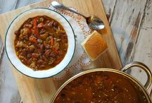 Chili, Chili, Chili / Celebrating all things warm, hearty and delicious.