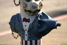 Brandkraan - Fire hydrant
